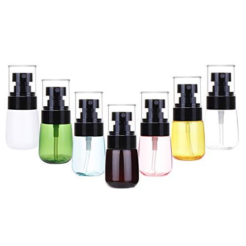 Topwon - Petit flacon pulvérisateur pour huiles essentielles, eau, tonifiant, maison et voyage - Lot de 7