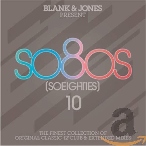 Present So8os [So Eighties] 10 (Deluxe Box)
