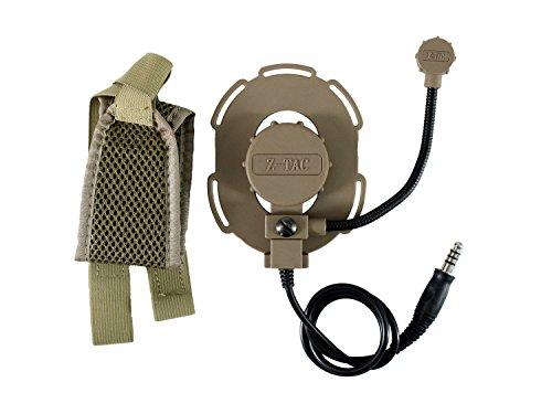 Z-Tactical Bowman Style Evo 3 Headset -TAN- [Z029]