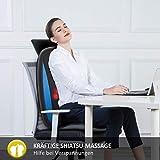 Zoom IMG-1 comfier shiatsu massaggiatore schiena con