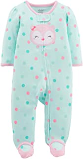 4463bdd95 Amazon.com: 6-9 mo. - Blanket Sleepers / Sleepwear & Robes: Clothing ...