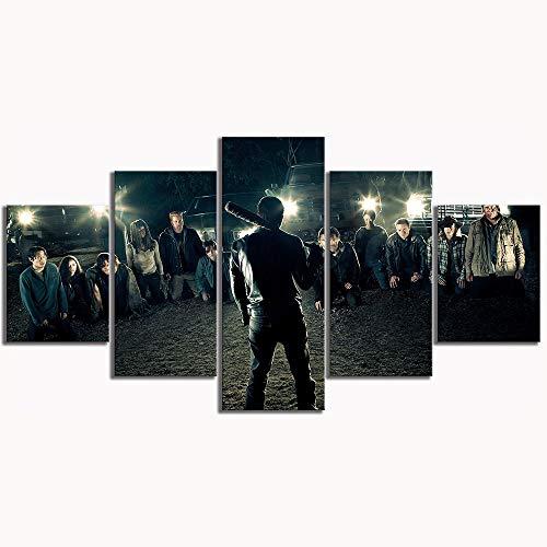 póster the walking dead de la marca Fenfei