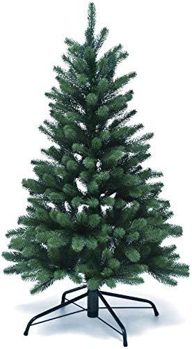 XENOTEC PREMIUM Weihnachtsbaum 120cm – naturgetreu – künstlicher Weihnachtsbaum – im Spritzgussverfahren hergestellt – unechter Tannenbaum – PE-Weihnachtsbaum