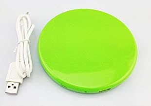 Solar Powered Gionee P1 ECO Window Charger in a Smooth Round Form!