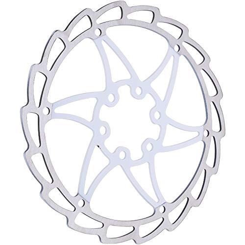 SALUTUYA con Accesorios de Tornillos Rotor de Freno de Disco de Bicicleta Circulación de Aire rápida, para Accesorios de Bicicleta MTB BMX