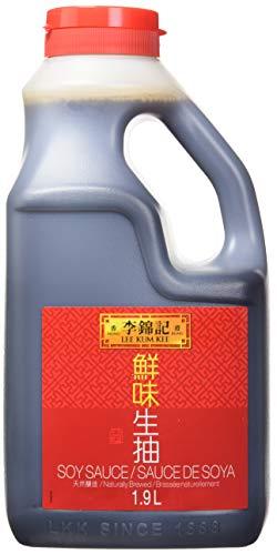 1 of Lee Kum Kee Soy Sauce 64 oz plastic bottle