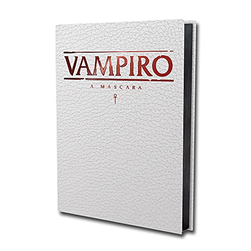 PRÉ VENDA Vampiro: A Máscara Edição Deluxe - Galápagos Jogos
