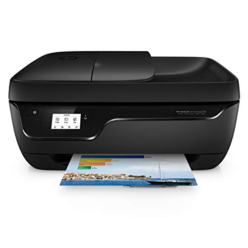 HP DeskJet 3835 All-in-One Ink Advantage Wireless Colour Printer (Black)