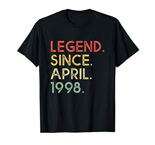 Legend Since April 1998 22nd Birthday...