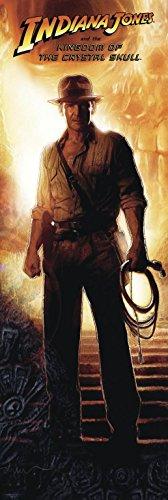 Mega póster Indiana Jones El reino de la calavera de cristal