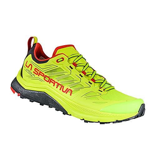 La Sportiva Jackal Mens Trail Running Shoes 8.5 D(M) US Neon...