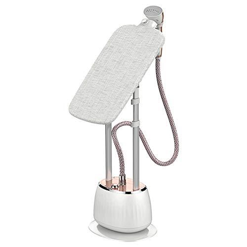 BCXGS Plancha de Vapor Vertical Altura Ajustable Profesional Plancha Ropa Vapor de 1800W, depósito de 1.6 l y Temperatura Ajustable a 10 Niveles, Apto Diferentes Tejidos y Prendas, Anti-Quemad