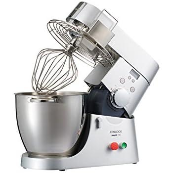 Kenwood KMP05 1500W 6.7L Plata, Gris - Robot de cocina (6,7 L, Plata, Gris, Botones, Giratorio, Acero inoxidable, Aluminio, 1500 W): Amazon.es: Hogar