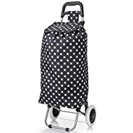 Perfect for Young & Old - The Convenient way to Shop and Travel! Perfect for Young & Old - The Convenient way to Shop and Travel! Perfect for Young & Old - The Convenient way to Shop and Travel! Easy-grab Handle with Drawstring Closing to Protect Con...