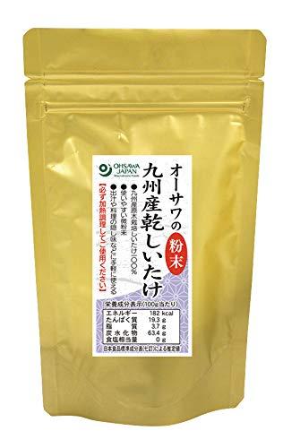 オーサワの九州産乾しいたけ(粉末)35g 【オーサワジャパン】