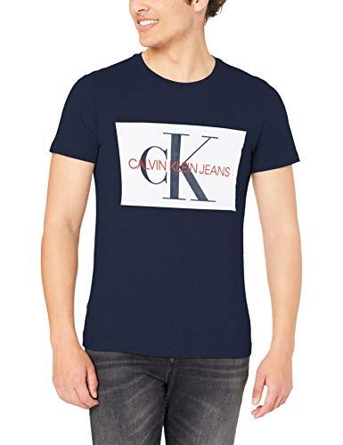 Calvin Klein -Camiseta Manga Corta CHICO-J30J313564