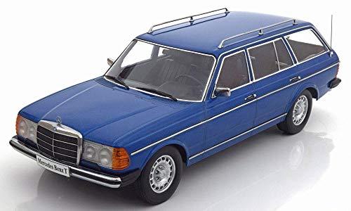 Mercedes 250 T (S123), blau, 1978, Modellauto, Fertigmodell, KK-Scale 1:18