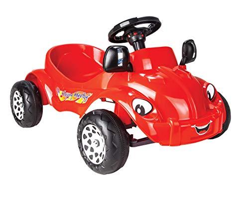 ODG Auto a Pedali per Bambini Macchina Cavalcabile con Pedali Giocattolo