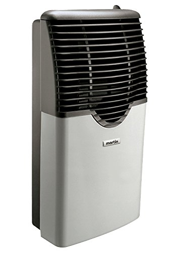 Martin Direct Vent Propane Wall Heater Furnace Built-in Thermostat 8,000 Btu