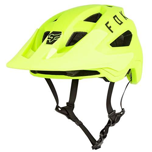 FOX Enduro MTB-Helm Speedframe Gelb Gr. L