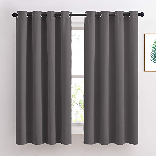 NICETOWN Bedroom Blackout Curtains Panels - Window...