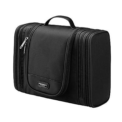 Hanging Travel Toiletry Bag Premium Large Cosmetic Makeup Organizer Mr. Sleek