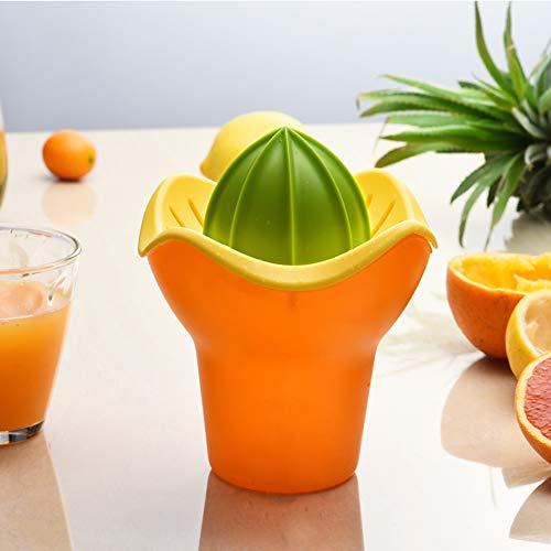 TBEPCE Handmatige Juicer, Juice Cup, Citroen Clip, Geperst Sinaasappelsap, Verdikking Juicer, Thuis Granaatappelsap Grapefruit Juicer