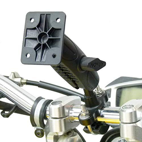 Buybits Original Verlängerte U-Bolzen Basis mit Amps Platte für Garmin Zumo 660 660LM ( Sku 20227 )