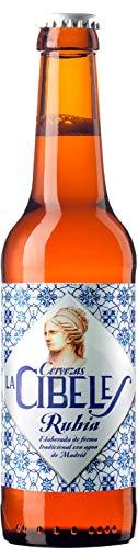 Rubia 33cl | Cervezas La Cibeles