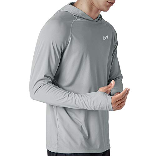 Meetyoo Rash Guard Herren, UV-Schutz...