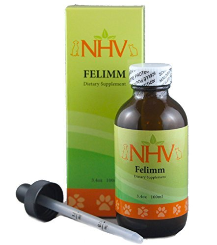 NHV Felimm - All Natural Herbal Supplement to Ease Symptoms of Several Immune...