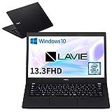 NEC ノートパソコン LAVIE Direct PMX (LTE対応/Core i5搭載/13.3インチ FHD/8GB メモリ/512GB SSD/ブラック)(Officeなし 1年保証)(Windows 10 Home) WEB限定モデル 国内生産