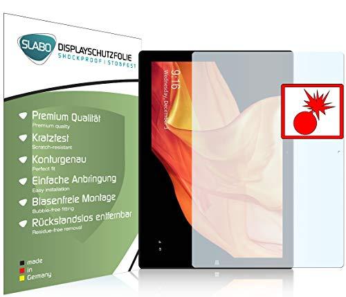 Slabo 2 x Pellicola Protettiva di Schermo Alta Protezione per Chuwi UBook (11.6 ) Shockproof Antirottura