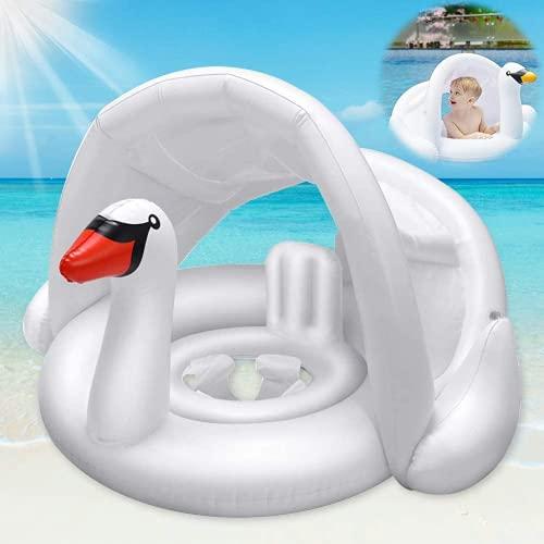 Anillo de natación Inflable para bebé,Asientos de Natación para Bebés,Anillo de...