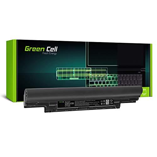 Green Cell® Standard Serie H4PJP YFDF9 JR6XC Batteria per Portatile Dell Latitude 3340 E3340 P47G (4 Pile 4400mAh 7.4V)