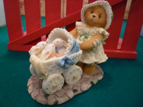 """""""Jessica... A Mother's Heart Is Full Of Love"""" Cherished Teddies 155438"""