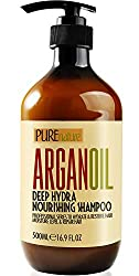 PureNature Argan Oil shampoo