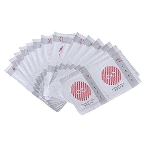 JOYKK 1 doos wegwerppapier tissue lens glazen polijsten