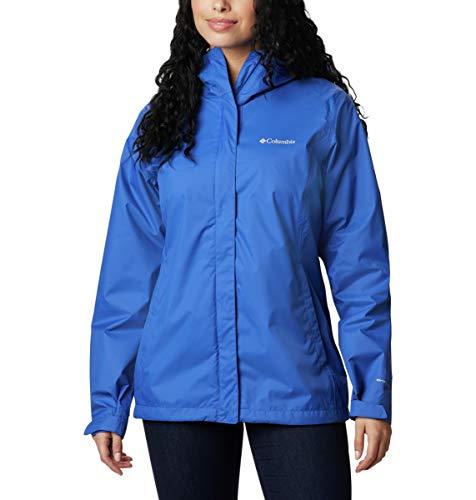Columbia Women's Arcadia II Jacket, Lapis Blue, Large
