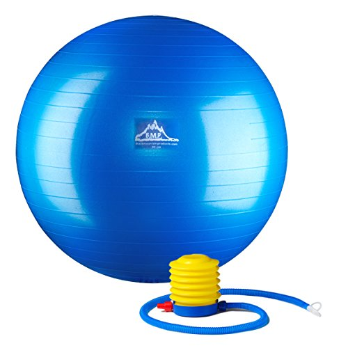 Pelota De Pilates Peso  marca Black Mountain