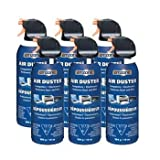Emzone Air Duster 284g.10Oz -6 pack