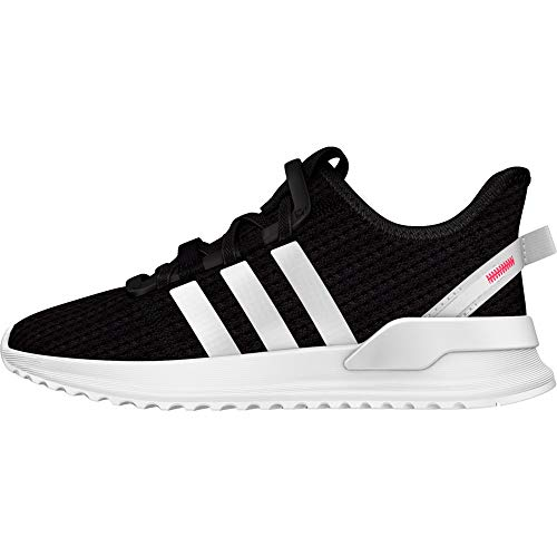 adidas U_Path Run C, Zapatillas de Gimnasio, Core Black/FTWR White/Shock Red, 32...