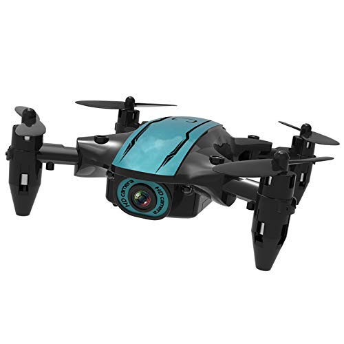 Drones with Camera for Kids Beginners Adults 4K/1080P/480P, 6-Axis, Wifi FPV Quadcopter, Auto Return Home RC Quadcopter Foldable Kids Drone Boys Gifts Girls Toys (A(480P))