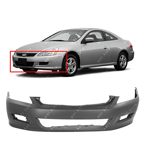 06 accord front bumper cover - 8