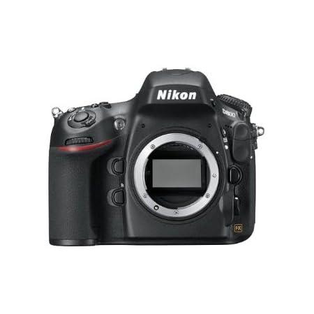 Nikon D800 Slr Digitalkamera 3 2 Zoll Gehäuse Schwarz Kamera