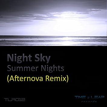 Summer Nights (Afternova Remix)