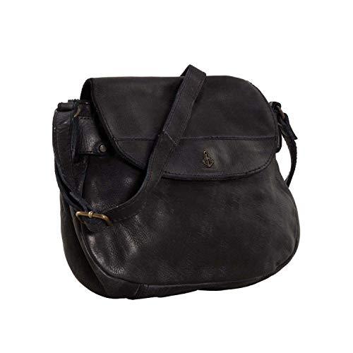 Harbour 2nd Überschlagtasche Chloe Handtasche aus gewaschenem Leder Ash (Ash)