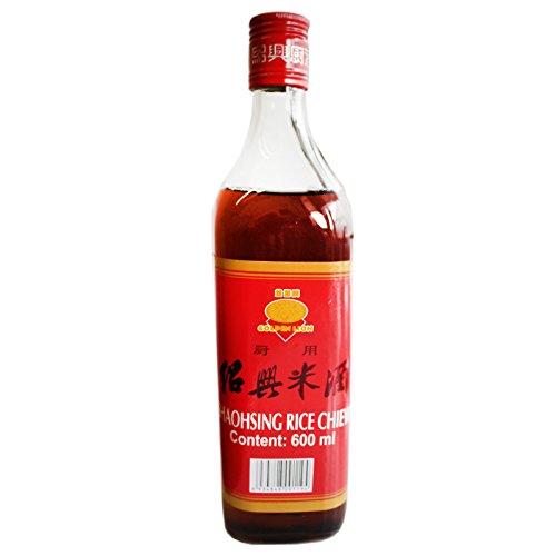 GL Shao Xing Shaohsing China Wein zum Kochen Kochwein 600ml