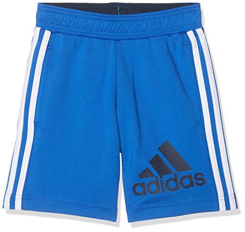 adidas, Bos Short Bambino, Blue/Collegiate Navy, 4-5A