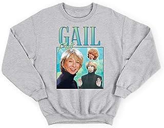 Sanfran Clothing Gail Platt Homage Funny Corrie UK TV Show Icon Legend 90's Retro Jumper Sweater